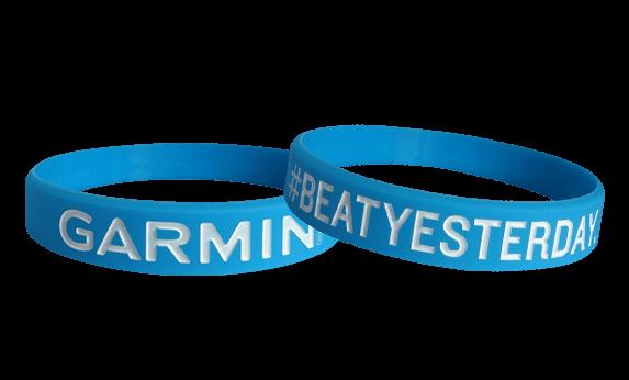 silicone bracelets GARMIN