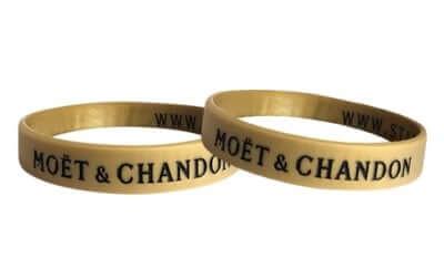 silicone bracelets promotional item